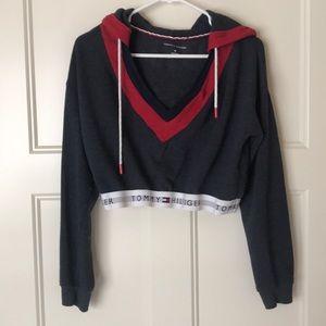 Tommy Hilfiger Cropped Sweatshirt